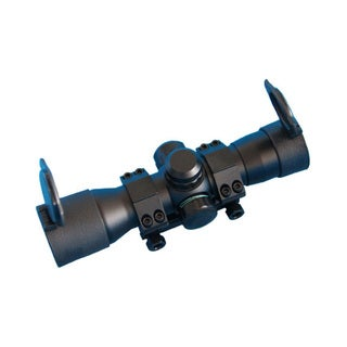 Wizard 30mm Tube Green and Red Dot Scope