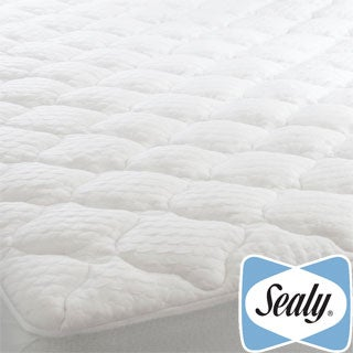 Sealy Posturepedic Ultimate Waterproof Tencel Queen/ King-size Topper