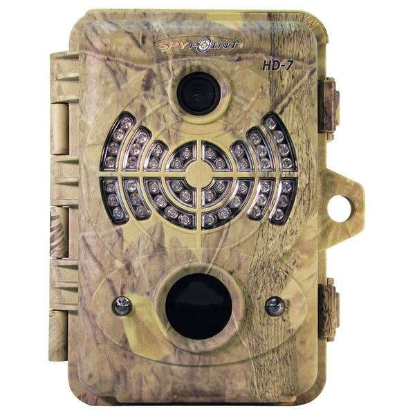 Spypoint 7 Mega Pixel 46 Infrared LED Game Camera