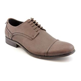 Kenneth Cole Reaction Men's 'Slot N Run' Synthetic Dress Shoes