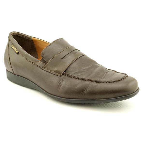 Mephisto Men's 'Kazak' Leather Dress Shoes (Size 11)