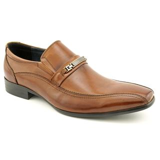 Steve Madden Men's 'Harveyy' Leather Dress Shoes (Size 8)