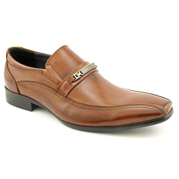 Steve Madden Men's 'Harveyy' Leather Dress Shoes (Size 8)