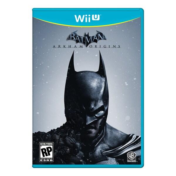 Wii U - Batman Arkham Origins 10968517
