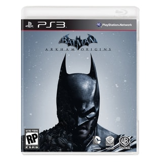 PS3 - Batman Arkham Origins