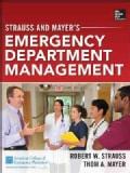 Strauss & Mayer's Emergency Department Management (Hardcover)