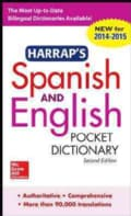 Harrap's Spanish and English Pocket Dictionary: 2014-2015 (Paperback)