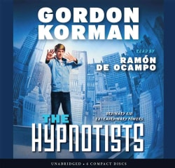 The Hypnotists: Library Edition (CD-Audio)