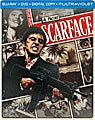 Scarface - Limited Edition Steelbook (Blu-ray/DVD)