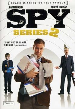 Spy: Series 2 (DVD)