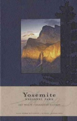 Yosemite National Park Hardcover Ruled Journal (Large): Art Wolfe Signature Edition (Notebook / blank book)