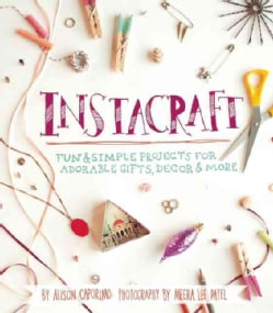 Instacraft: Fun & Simple Projects for Adorable Gifts, Decor & More (Paperback)