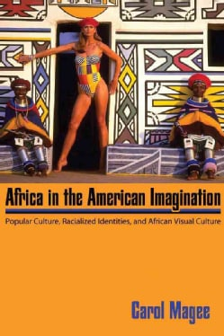 Africa in the American Imagination: Popular Culture, Racialized Identities, and African Visual Culture (Paperback)