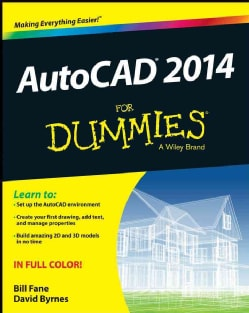 AutoCAD 2014 for Dummies (Paperback)