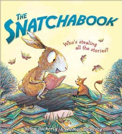 The Snatchabook (Hardcover)