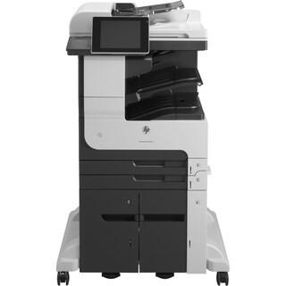 HP LaserJet M725Z Laser Multifunction Printer - Monochrome - Plain Pa