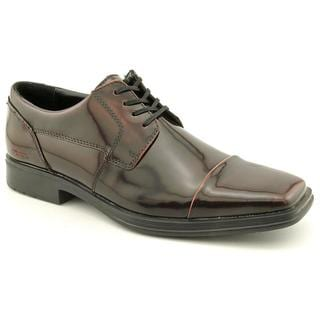 Kenneth Cole Reaction Men's 'Have A Mint' Patent Leather Dress Shoes