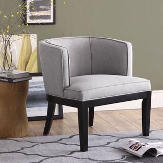 Thomas Grey Upholstery Club Chair