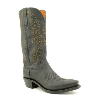 1883 By Lucchese Men's 'N1560.54' Leather Boots - Wide