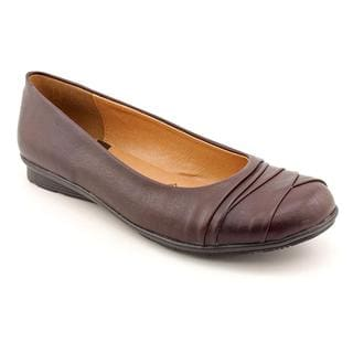 CL By Laundry Women's 'Vistor' Leather Casual Shoes