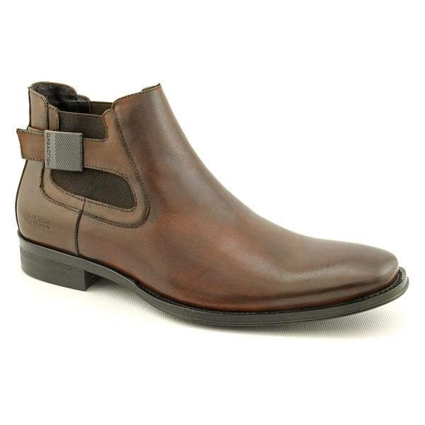 Kenneth Cole Reaction Men's 'Mind Trick' Leather Boots