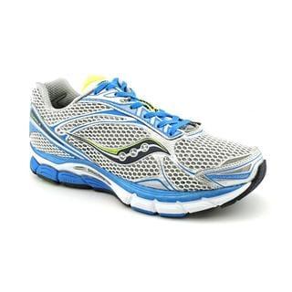 Saucony Women's 'Powergrid Triumph 9' Synthetic Athletic Shoe - Wide