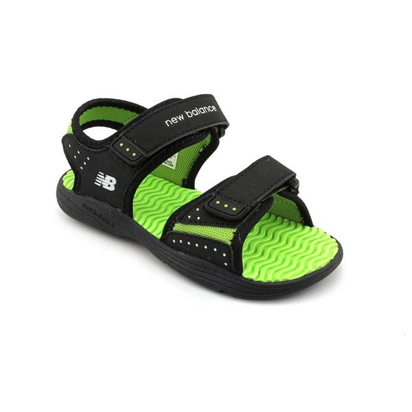 New Balance Boy (Youth)'s 'Poolside Sandal' Synthetic Sandals