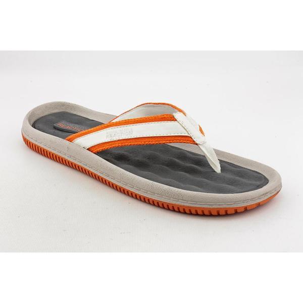 Kenneth Cole Reaction Men's 'Back In Action' Basic Textile Sandals (Size 13)