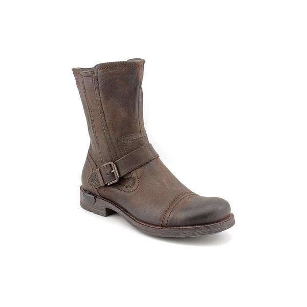 Kenneth Cole Reaction Men's 'Rev The Engine' Leather Boots (Size 7)