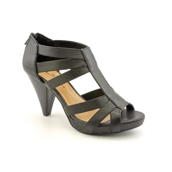 CL By Laundry Women's 'Whitnee' Synthetic Sandals (Size 8)