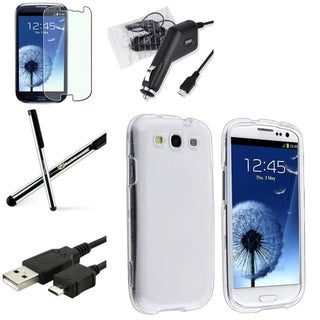 Case/ Screen Protector/ Charger/ Cable/ Stylus for Samsung� Galaxy S3