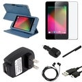 Case/ Screen Protector/ Chargers/ Stylus/ Headset for Google Nexus 7