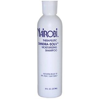 Nairobi Therapeutic Dandra-Solv Moisturizing 8-ounce Shampoo