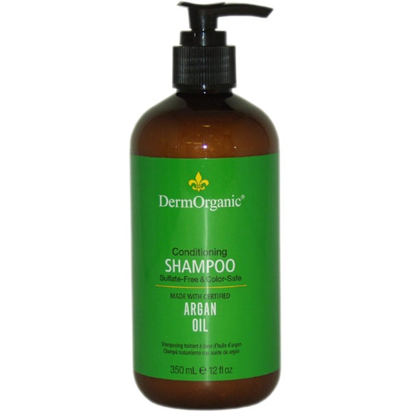 DermOrganics Sulfate-free with Argan Oil 12-ounce Conditioning Shampoo