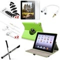 Case/ Screen Protector/ Headset/ Wrap/ Splitter for Apple iPad 2