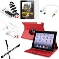 Case/ Screen Protector/ Headset/ Wrap/ Splitter for Apple� iPad 2