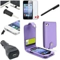 Case/ Screen Protector/ Cap/ Plug for Apple iPod Touch Generation 4
