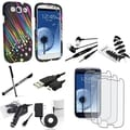 Case/ Screen Protector/ Wrap/ Headset for Samsung� Galaxy SIII/ S3