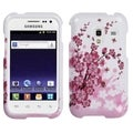 MYBAT Spring Flower Protector Cover for Samsung R820 Galaxy Admire 4G