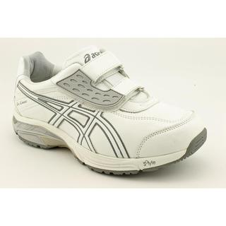Asics Men's 'Gel-Cardio 2' Leather Casual Shoes - Extra Wide