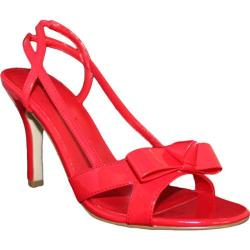 Women's Alisha Hill Angelina Red Polyurethane