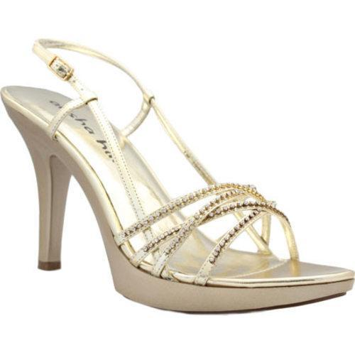 Women's Alisha Hill Kristin Gold Synthetic