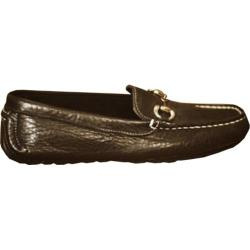 Men's Buffalo Jackson Trading Co. Laramie Black Tumbled Bison