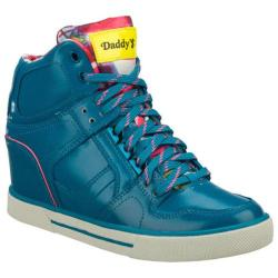 Women's Daddy's Money Cha-Ching Blue