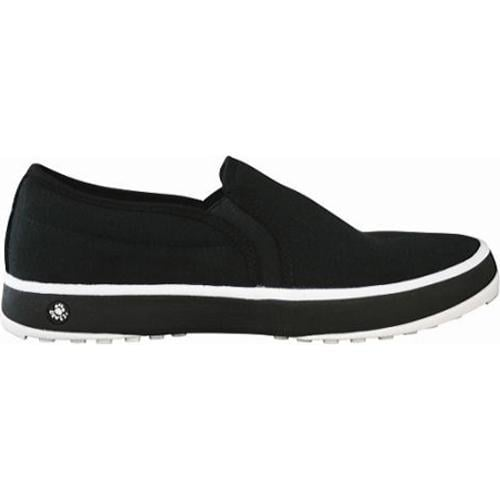 Men's Dawgs Canvas Golf Crossover Shoe Solid Black