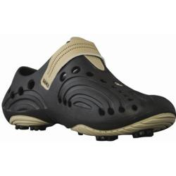 Men's Dawgs Golf Spirit Black/Tan