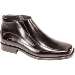 Men's Giorgio Venturi 4943 Black Leather