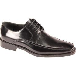 Men's Giorgio Venturi 6214 Black Leather