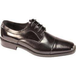 Men's Giorgio Venturi 6215 Black Leather