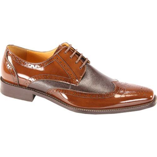 Men's Giorgio Venturi 6280 Light Brown Smooth Leather